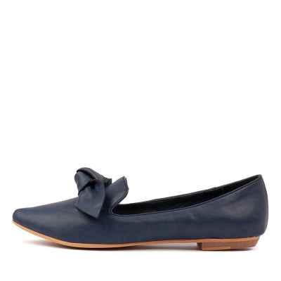 I Love Billy Bowen Navy Shoes