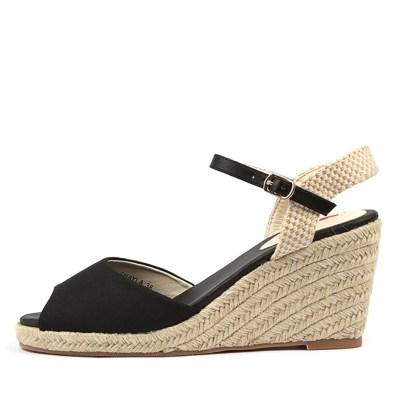 I Love Billy Shayla Black Sandals