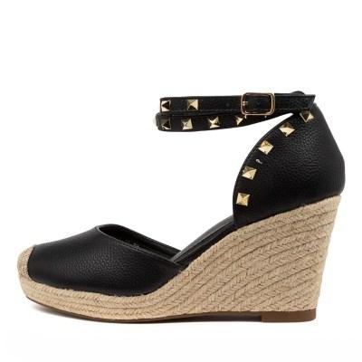 I Love Billy Trinnie Il Black Shoes