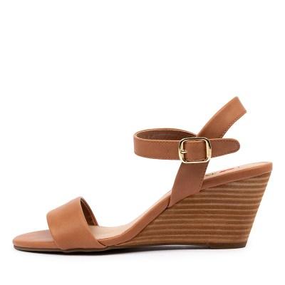 I Love Billy Genna Il Tan Sandals