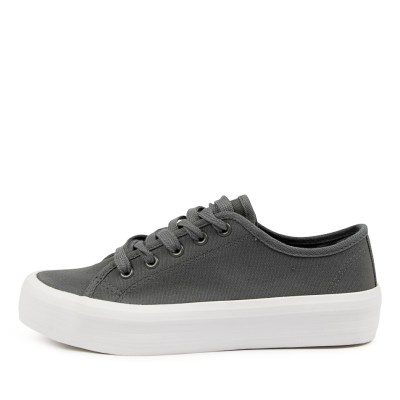 I Love Billy Kaylan Il Grey Sneakers Womens Shoes Casual Casual Sneakers
