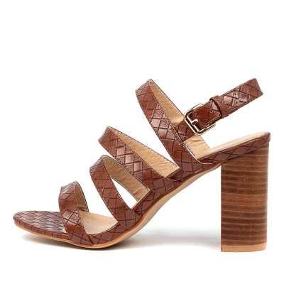 Ko Fashion Lolli W Kf Tan Sandals