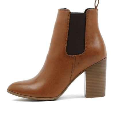 Los Cabos Swank W Brandy Boots