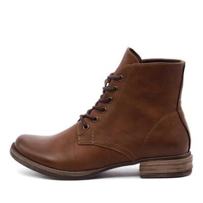Los Cabos Corsa Brandy Boots