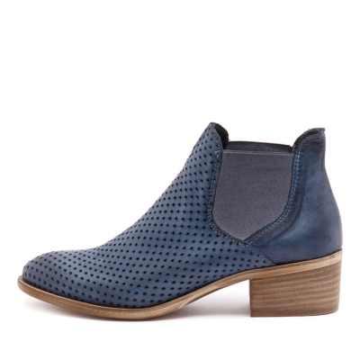 Maria Rossi Veida Blue Boots
