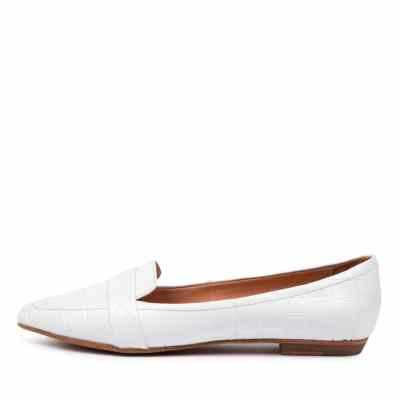 Mollini Grail White Shoes