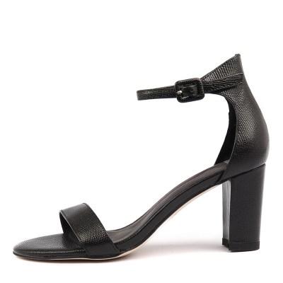 Mollini Gessie Black Sandals