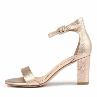 Mollini Gessie Rose Gold Sandals