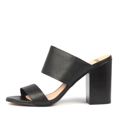 Mollini Oasian Black Sandals