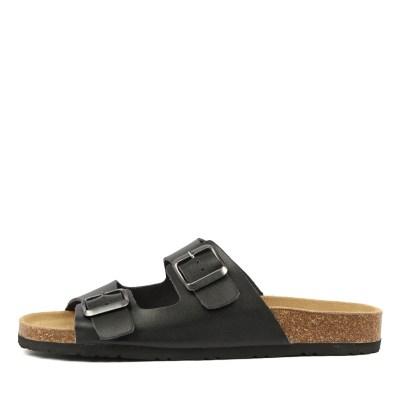 Mollini Roppi Black Sandals
