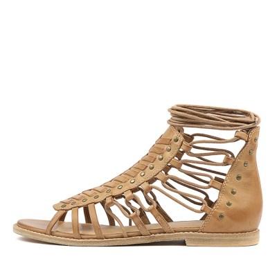 Mollini Nelsien Tan Sandals