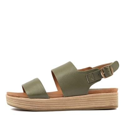 Mollini Willia Khaki Sandals