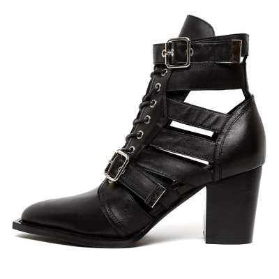 Mollini Lindsaya Black Shoes