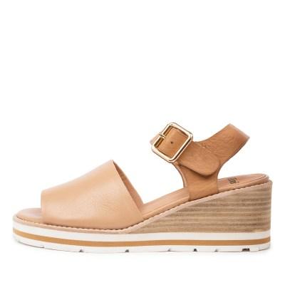 Mollini Nastro Mo Cafe Dk Tan Sandals