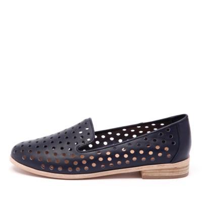 Mollini Queff Navy Shoes