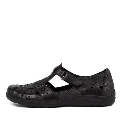 Planet Mage Pl Black Shoes