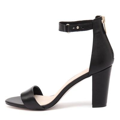 Rmk Sage Rm Black Sandals