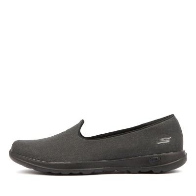 Skechers Go Walk Lite Felicity Black Black Sneakers