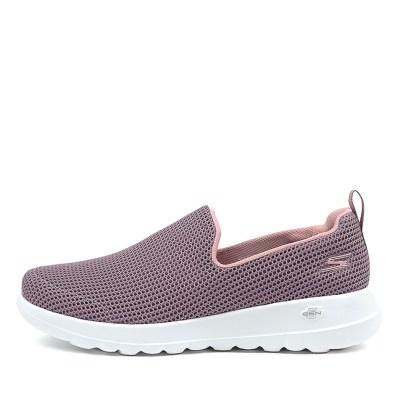Skechers 15637 Go Walk Joy Mauve Sneakers