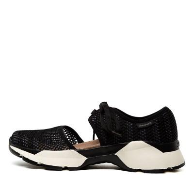 Skechers 18020 Bora Chantilly Black Sneakers