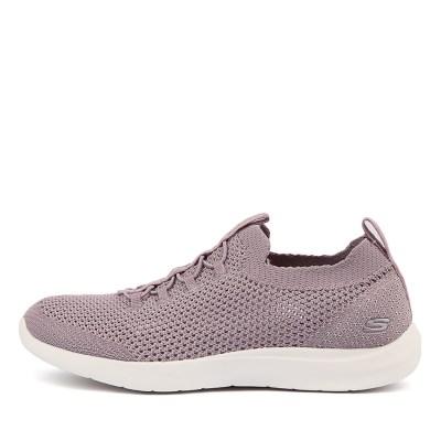 Skechers 12881 Studio Comfort Purple Sneakers