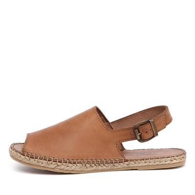 Sofia Cruz Dama 212 Sc Tan Sandals