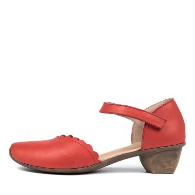 Stegmann Sharryn Red Shoes
