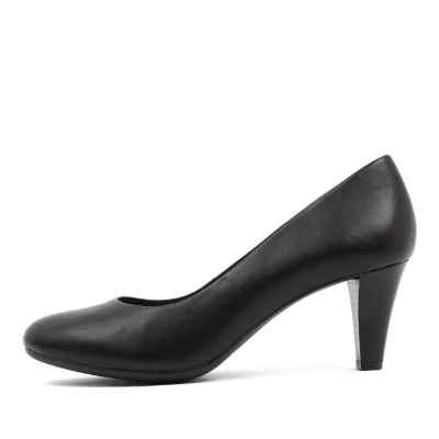 Supersoft Corey Black Shoes