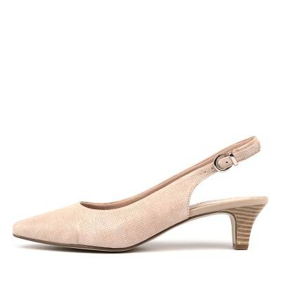 Supersoft Linden2 Blush Shoes