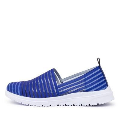Supersoft Camero Cobalt Sneakers