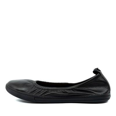 Supersoft Altura Su Black E Shoes