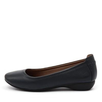 Supersoft Emporia Dark Blue Shoes