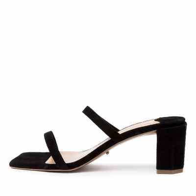 Tony Bianco Savana Tb Black Sandals
