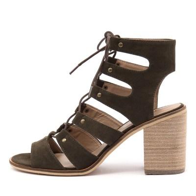 Therapy Newport Khaki Sandals