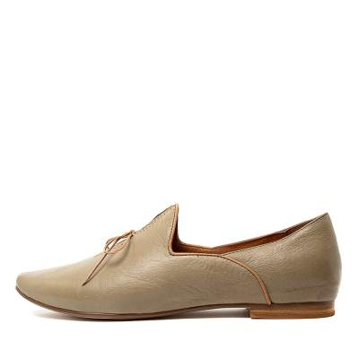 Top End Sommer Khaki Tan Shoes