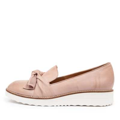 Top End Over To Rose White Sole Shoes
