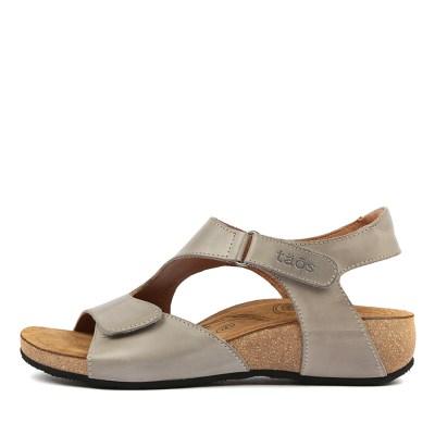 Taos Rita Ts Grey Sandals