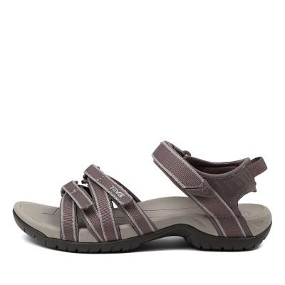 Teva Tirra Tv Plum Truffle Sandals