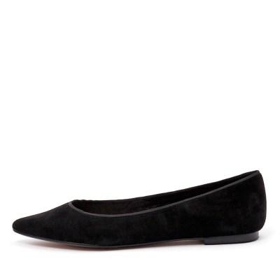 Wanted Paris Black Shoes