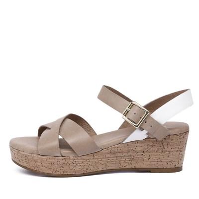 Zensu Flare Biscuit Sandals