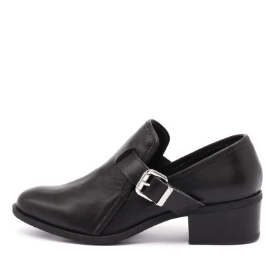 Zensu Rhythm Black Shoes