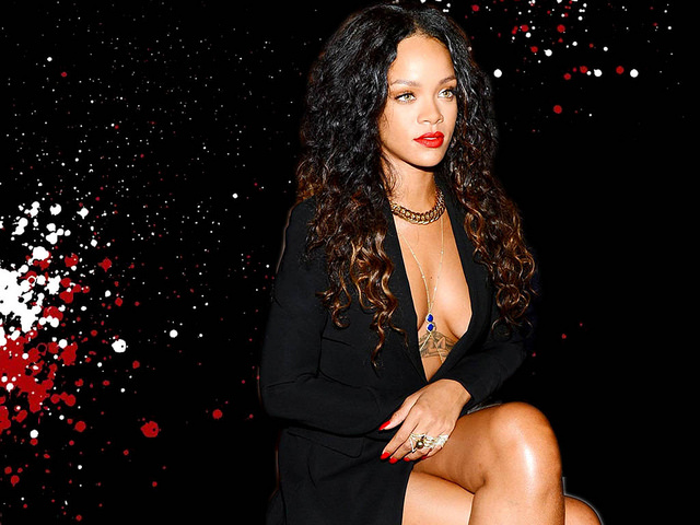 Rihanna Signature Style