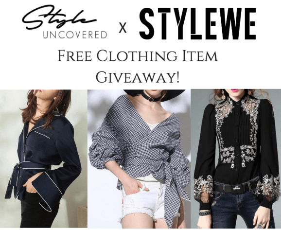 Style We Giveaway