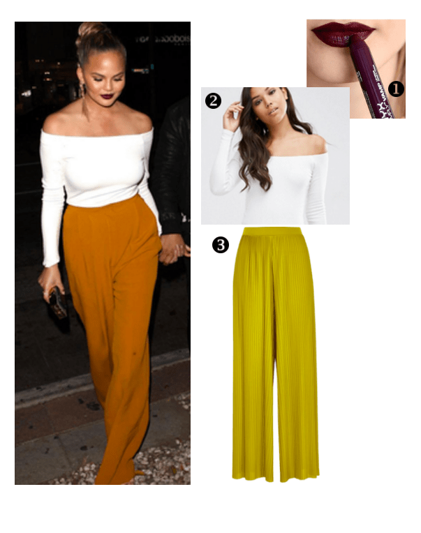 Christy Teigen's Style for Less