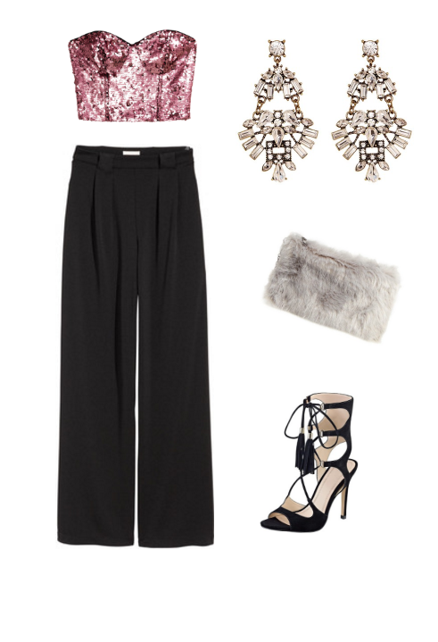 Last Minute New Year's Eve Outfit Inspiration