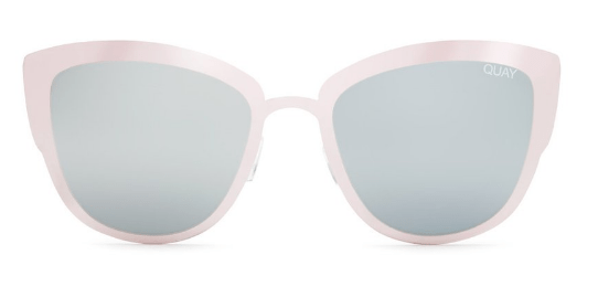 Quay Australia Super Girl Cat Eye Sunglasses