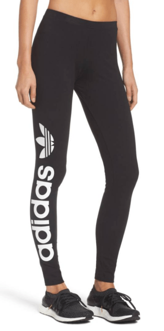 Adidas Linear Leggings Fitness Gift for Woman