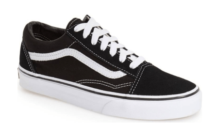 Vans Old Skool Sneaker Celebrity Obsessed Gift