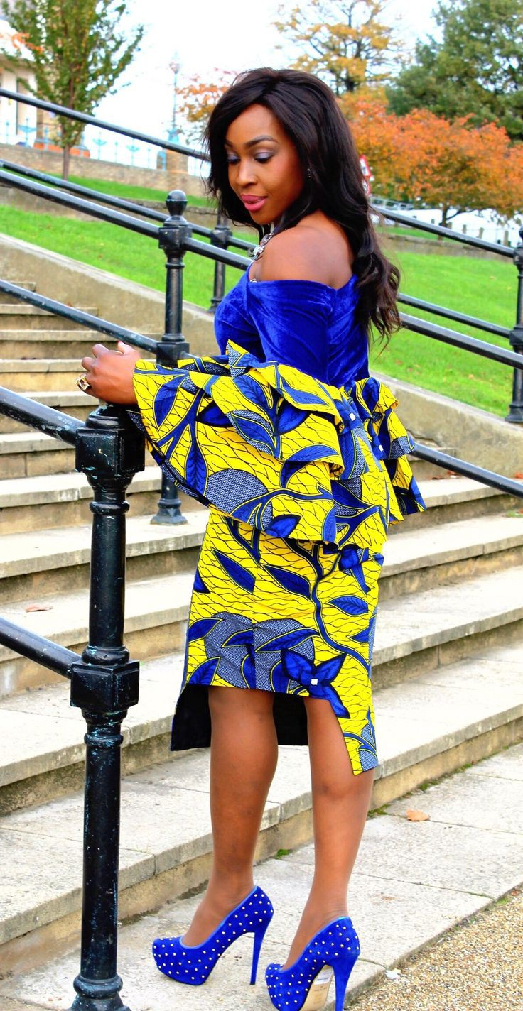 Latest Ankara Gown Style Designs For 2019