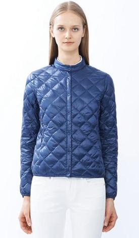 uniqlo quilted jacket 59.90